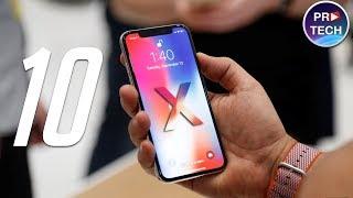 10 важных вещей которые ты должен знать перед покупкой iPhone X | ProTech