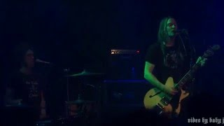 The Dandy Warhols-EVERYONE IS TOTALLY INSANE-Live-Great American Music Hall-SF, CA, December 1, 2015