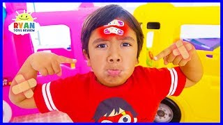 The Boo Boo Song! Nursery Rhymes Songs for Kids