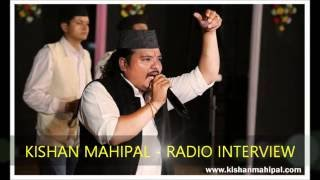Kishan Mahipal - Radio Interview with RJ Vandana