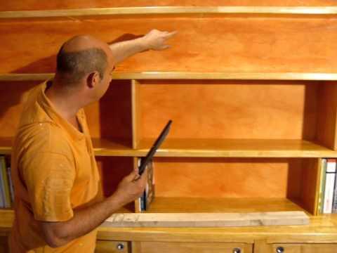 comment poser etagere murale la r ponse est sur. Black Bedroom Furniture Sets. Home Design Ideas