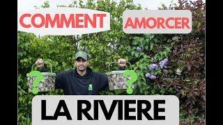Peche De La Carpe : AVEC QUOI ET COMMENT AMORCER EN RIVIERE ?