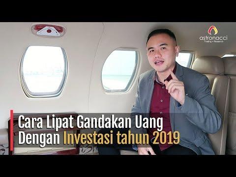 CARA LIPAT GANDAKAN UANG DENGAN INVESTASI TAHUN 2019