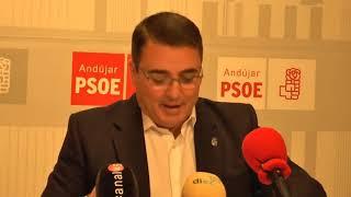 Disminución del desempleo en Andújar