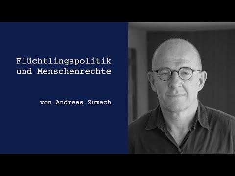 Online-Vortrag: Andreas Zumach: Flüchtlingspolitik und Menschenrechte