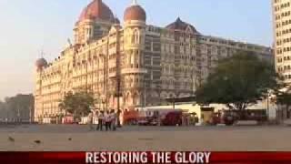 ASI To Pitch In Taj Hotel's Restoration
