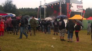 Harlej live Basinfirefest 2014