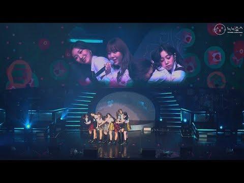 러블리즈(Lovelyz), `Hug Me(허그미)` Fancam 무대.