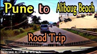 Alibaug Beach | Pune To Alibaug By Road | Alibaug Road Trip After Lockdown