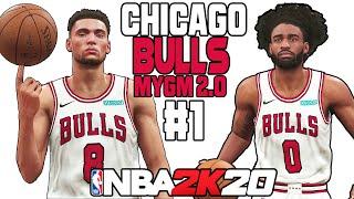 NBA 2K20 | MyGM 2.0 | Chicago Bulls EP 1 | A New Beginning!