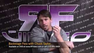 Backstage Pass With Chuck Taylor Preview