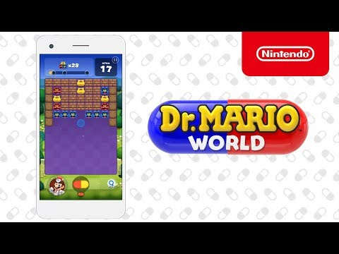 Dr. Mario World now available on iOS