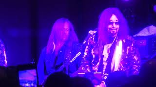 """I'm in Need of Love & Wiped Out & Fractured Mirror"" Ace Frehley@Parsippany, NJ 12/9/18"