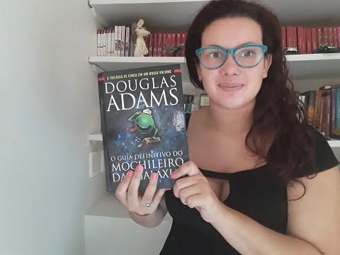 Resenha O guia do Mochileiro das Galáxias- Projeto 1001 livros para ler antes de morrer S&C