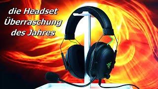 Razer Blackshark V2 | meine neue  Klang/Komfort-Referenz bis 100€ & locker noch höher