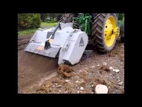 FAE STONE CRUSHER / ROCK MULCHER | Heavy Equipment | Halifax