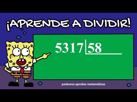 #Dividir por dos cifras en Educación Primaria