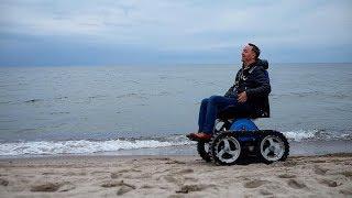 За дело на ОТР. Современные технологии для инвалидов (16.06.2017)