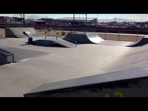 Freedom skatepark review, Las Vegas NV
