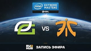 OpTic Gaming vs fnatic - IEM Katowice - de_train [Enkanis, yxo]