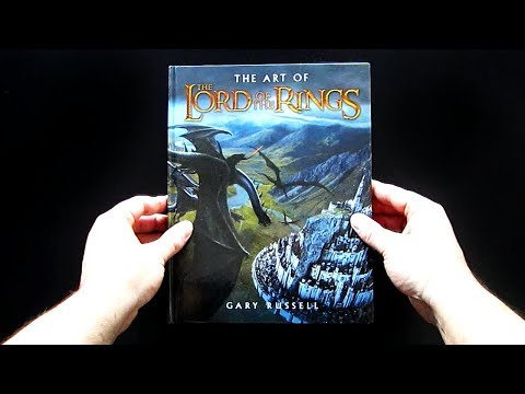 THE ART OF THE LORD OF THE RINGS [Book Review]
