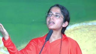 साध्वी परमा भारती जी द्वारा प्रेरणादायक विचार | Inspirational Speech by Sadhvi Parma Bharti