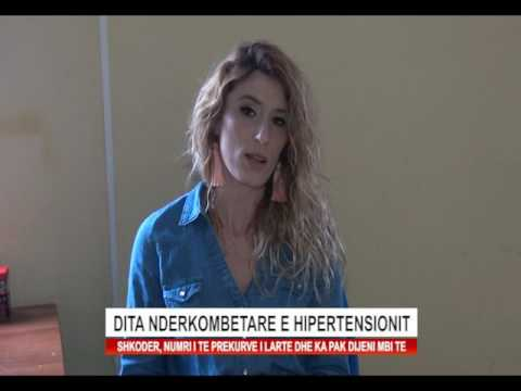 Hipertension klasën 2 risk3