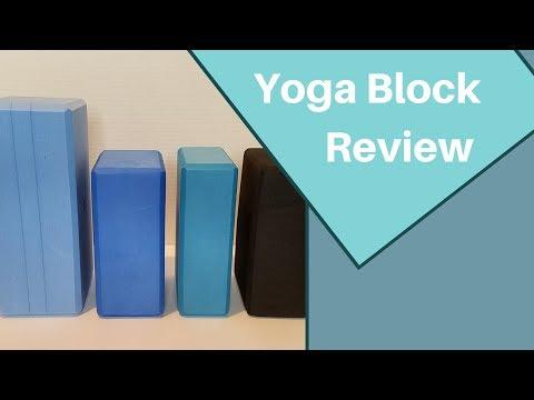 Best Yoga Blocks for Beginners - Yoga Block Review