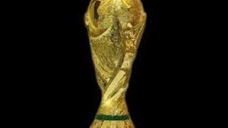 TROPHY IN KENYA: Here is the World Cup Trophy
