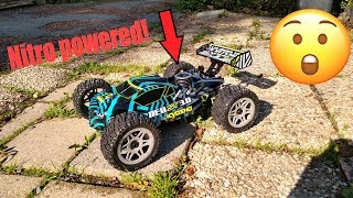 Unboxing a new Nitro RC!