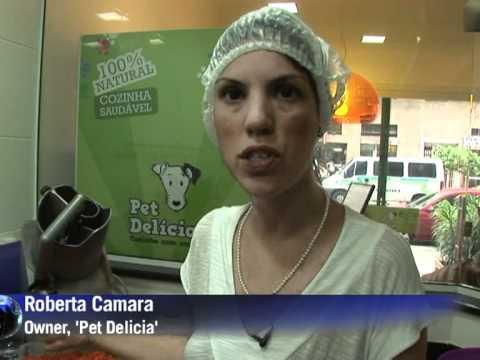 Restaurante orgánico para perros, la sensación en Rio de Janeiro
