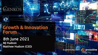 mj-hudson-presenting-at-the-cenkos-growth-innovation-forum-tuesday-8th-june-2021