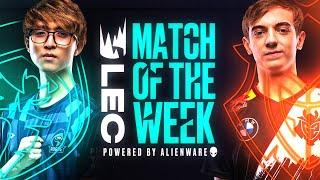 #LEC Match of the Week: Rogue vs G2 Esports | 2020 Summer Week 6