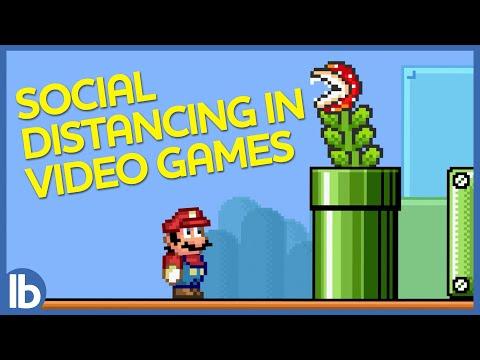 Sociální izolace ve hrách - Dorkly Bits