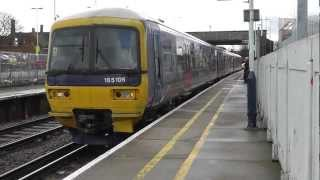 preview picture of video '165106 Departs Wokingham for Reading'