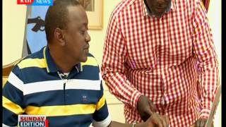 Join President Uhuru on his live Facebook chat with Kenyans