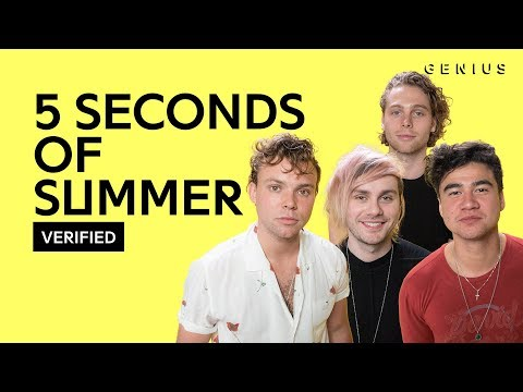 "5 Seconds Of Summer ""Youngblood"" Official Lyrics & Meaning 