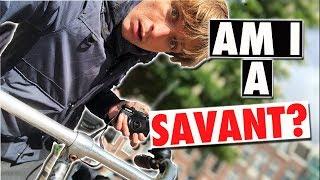 Could I be a Savant? Why Do I Create?