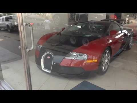 Bugatti Veyron Hypercar For Sale