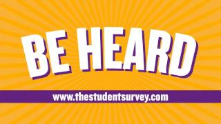 Dont forget to complete the National Student Survey NSS by Sunday 30