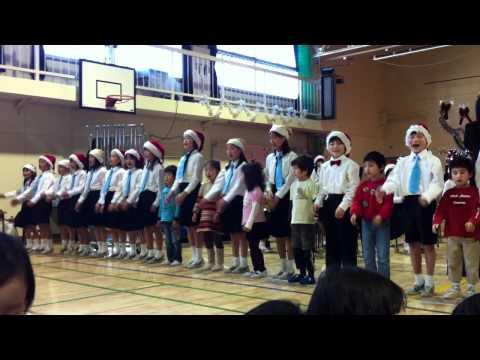 ウィンターコンサート かみさぎ幼稚園