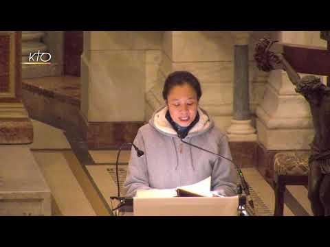 Laudes et Messe du 30 décembre 2020 à Notre-Dame de la Garde