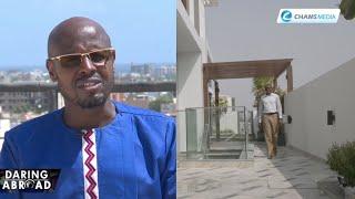 Daring Abroad SN1 EP3; Chege Civil Engineer Dubai, Butitt Financial Expert Senegal