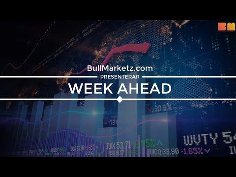 Week Ahead – Vecka 40