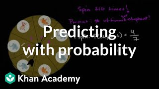 Making Predictions With Probability
