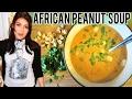 GEORGE WASHINGTON'S FAVORITE MEAL! Cream Of Peanut Soup - #TastyTuesday