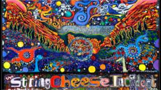 string cheese incident - beautiful   12/29/14