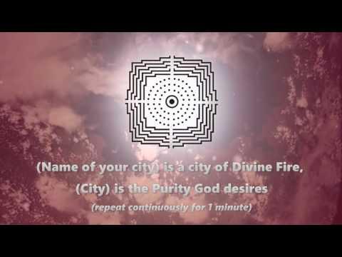 Prana Violet Healing - Blessing Mother Earth - Kugantharan V