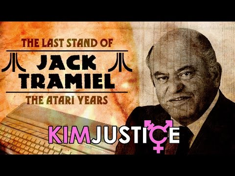 The Last Stand of Jack Tramiel:  The Atari ST vs The Commodore Amiga - Kim Justice