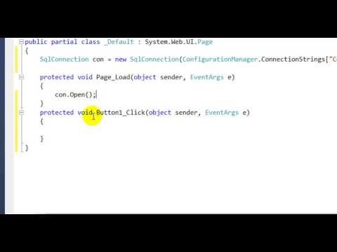 How To Insert Data Into Database In Asp Net Mp3